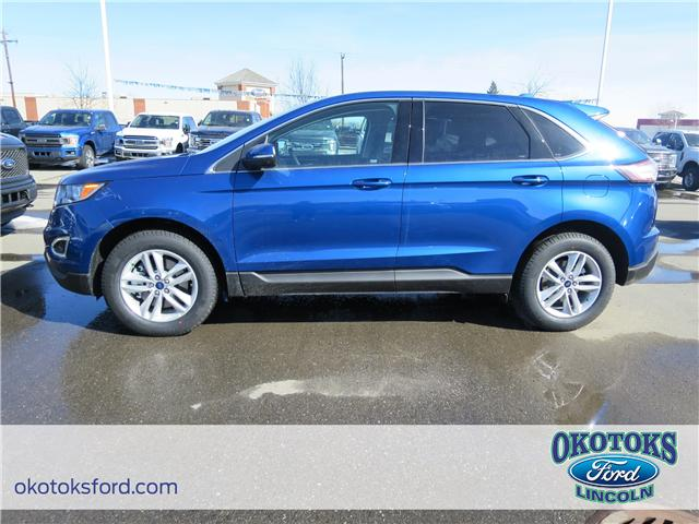 2018 Ford Edge SEL (Stk: JK-277) in Okotoks - Image 2 of 5