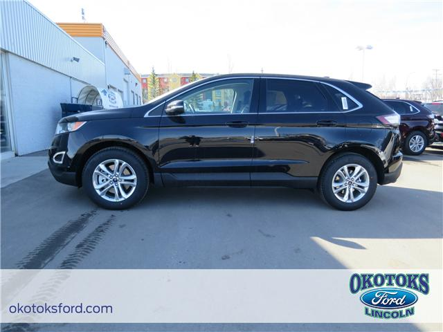 2018 Ford Edge SEL (Stk: JK-278) in Okotoks - Image 2 of 5