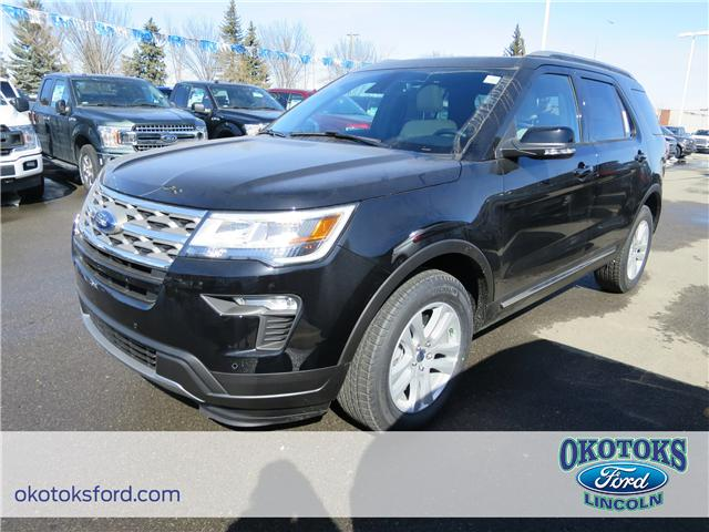 2018 Ford Explorer XLT (Stk: JK-281) in Okotoks - Image 1 of 6
