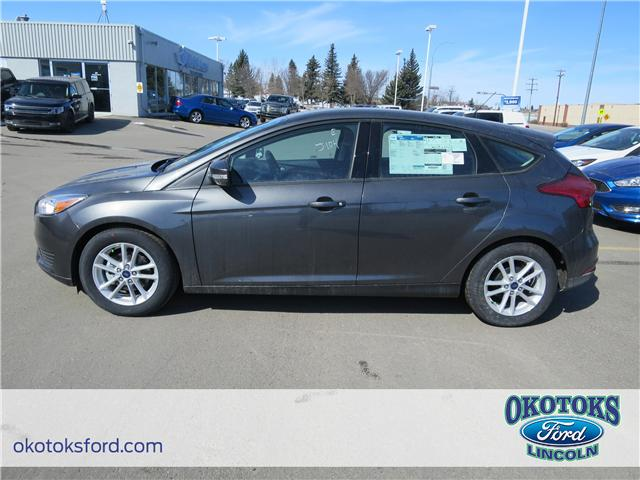 2018 Ford Focus SE (Stk: JK-306) in Okotoks - Image 2 of 5