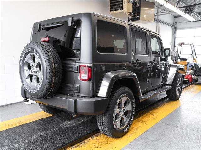 2018 Jeep Wrangler JK Unlimited Sahara (Stk: Y039530) in Burnaby - Image 2 of 6