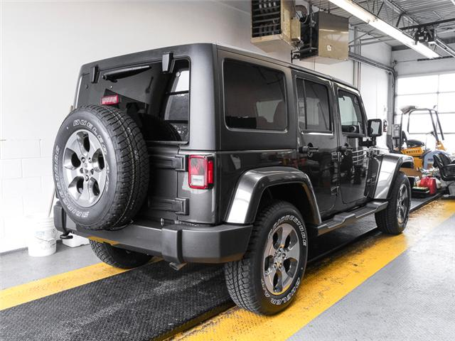2018 Jeep Wrangler JK Unlimited Sahara (Stk: Y039460) in Burnaby - Image 2 of 6