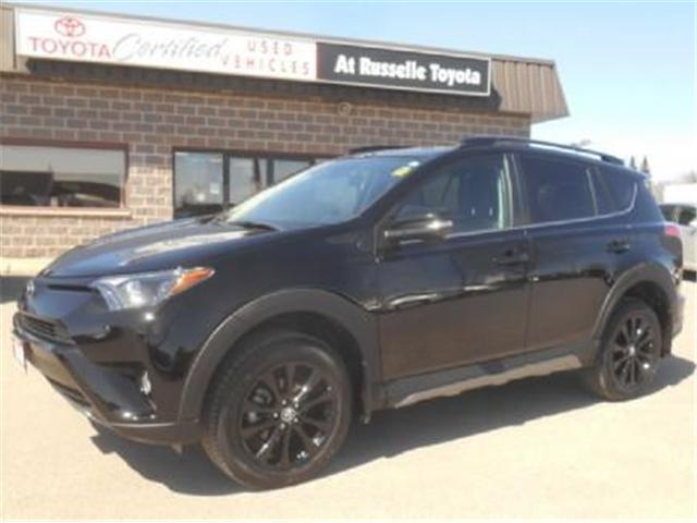 2018 Toyota RAV4  (Stk: 181371) in Peterborough - Image 1 of 10