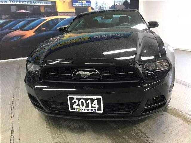 2014 Ford Mustang V6 (Stk: 5329655) in NORTH BAY - Image 2 of 16
