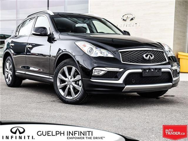 2017 Infiniti QX50 Base (Stk: I6434) in Guelph - Image 1 of 22
