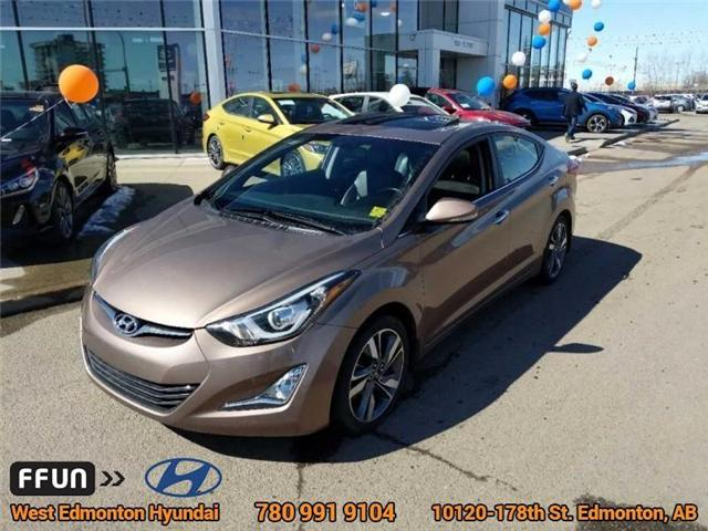 2016 Hyundai Elantra Limited (Stk: 83366A) in Edmonton - Image 2 of 24