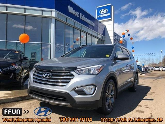 2013 Hyundai Santa Fe XL Limited (Stk: 83000A) in Edmonton - Image 1 of 22