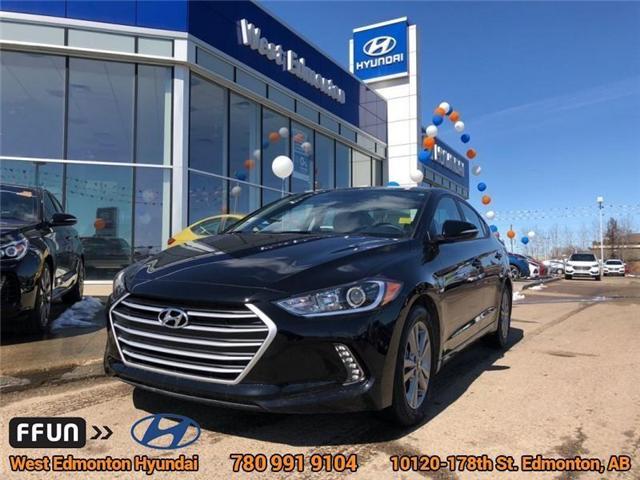 2018 Hyundai Elantra GL (Stk: E3097) in Edmonton - Image 1 of 23