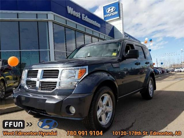 2008 Dodge Nitro SLT/RT (Stk: E3059A) in Edmonton - Image 1 of 25