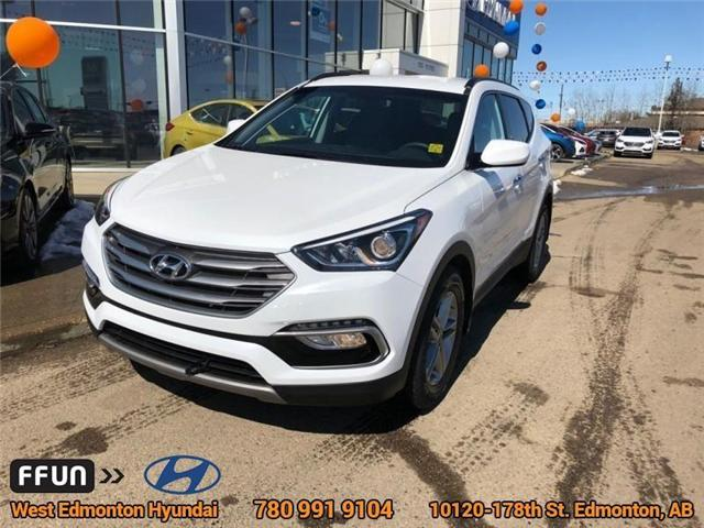 2018 Hyundai Santa Fe Sport  (Stk: E4001) in Edmonton - Image 2 of 22