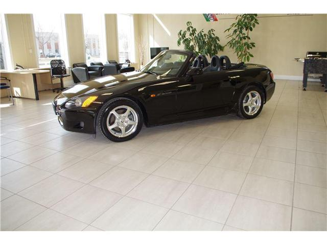 2000 Honda S2000 1 OWNER ACCIDENT FREE MINT (Stk: 0516) in Edmonton - Image 4 of 17