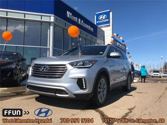 2018 Hyundai Santa Fe XL Base (Stk: E4011) in Edmonton - Image 1 of 22