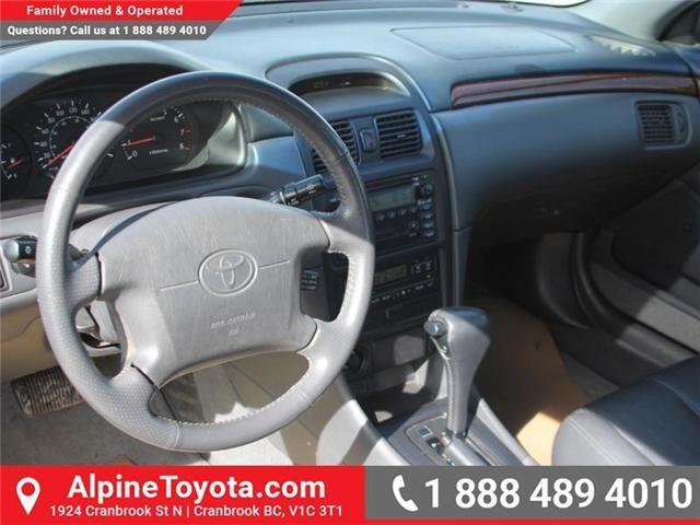 2000 Toyota Camry Solara SE V6 (Stk: X028031P) in Cranbrook - Image 9 of 16