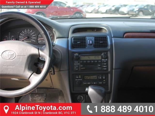 2000 Toyota Camry Solara SE V6 (Stk: X028031P) in Cranbrook - Image 10 of 16
