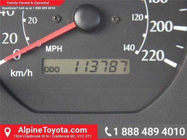 2000 Toyota Camry Solara SE V6 (Stk: X028031P) in Cranbrook - Image 12 of 16