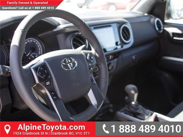 2018 Toyota Tacoma SR5 (Stk: X033862) in Cranbrook - Image 9 of 16