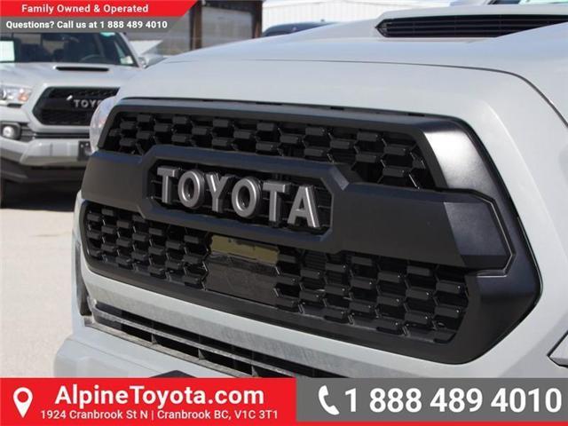2018 Toyota Tacoma SR5 (Stk: X033862) in Cranbrook - Image 14 of 16