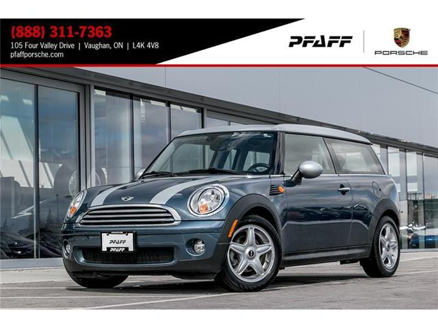 2010 Mini COOPER Clubman  (Stk: P12444A) in Vaughan - Image 1 of 18