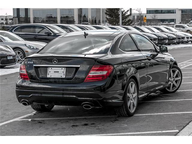 2012 Mercedes-Benz C350 Coupe (Stk: U6932A) in Vaughan - Image 2 of 18