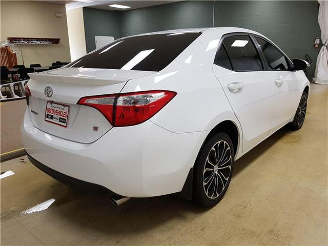 2014 Toyota Corolla  (Stk: 185370) in Kitchener - Image 9 of 21
