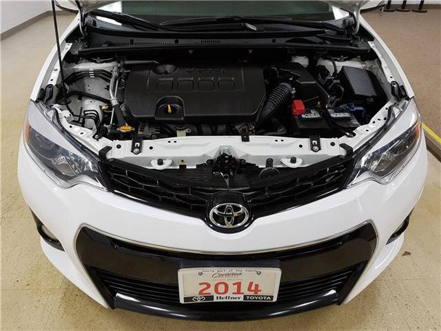 2014 Toyota Corolla  (Stk: 185370) in Kitchener - Image 20 of 21