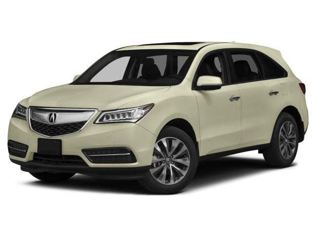 2014 Acura MDX Technology Package (Stk: 506268T) in Brampton - Image 1 of 1