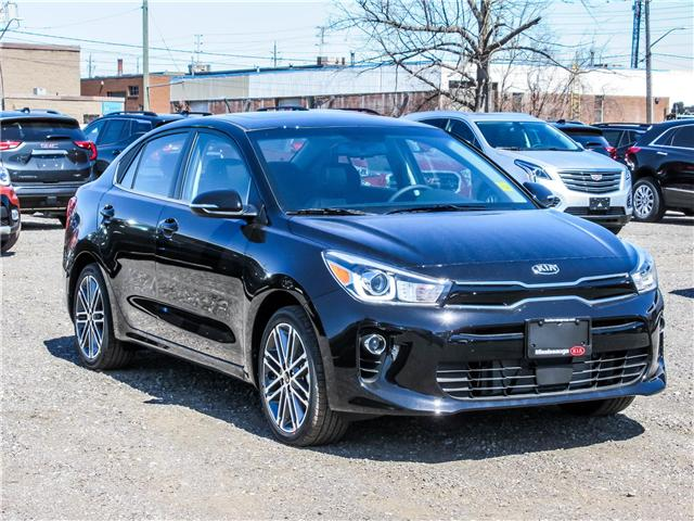 2018 Kia Rio EX Tech Navi (Stk: RI18060) in Mississauga - Image 1 of 19
