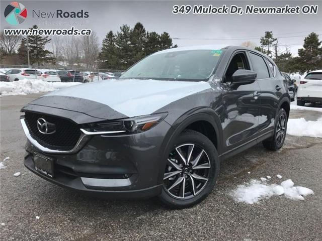 2018 Mazda CX-5 GT (Stk: 40136) in Newmarket - Image 1 of 21