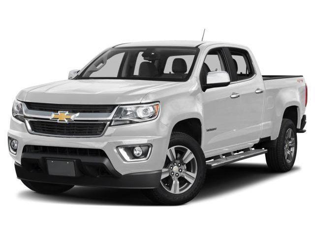 2018 Chevrolet Colorado LT (Stk: 54480) in Barrhead - Image 1 of 10