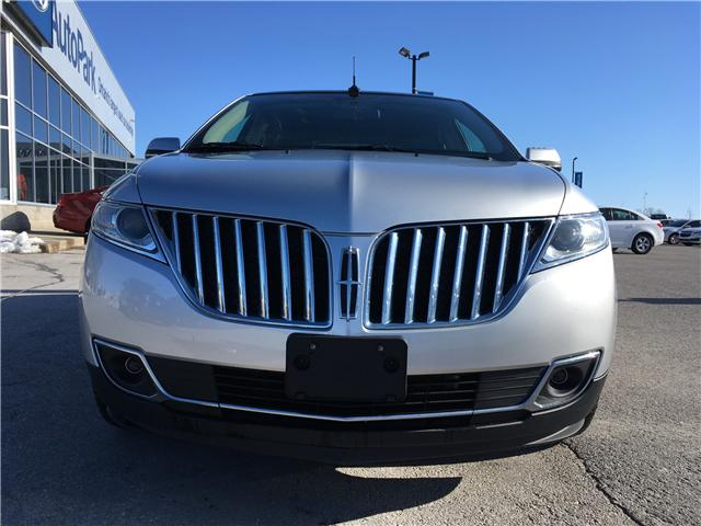 2014 Lincoln MKX Base (Stk: 14-06021) in Barrie - Image 2 of 29