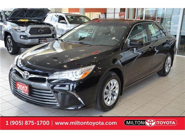 2017 Toyota Camry  (Stk: 303181) in Milton - Image 1 of 38