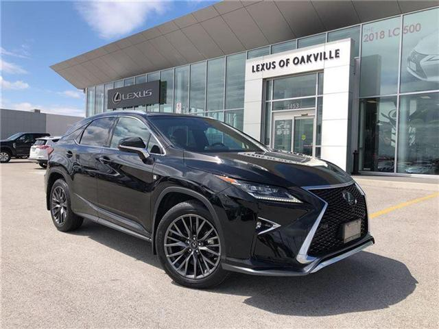 2017 Lexus RX 350 Base (Stk: UC7401) in Oakville - Image 1 of 18