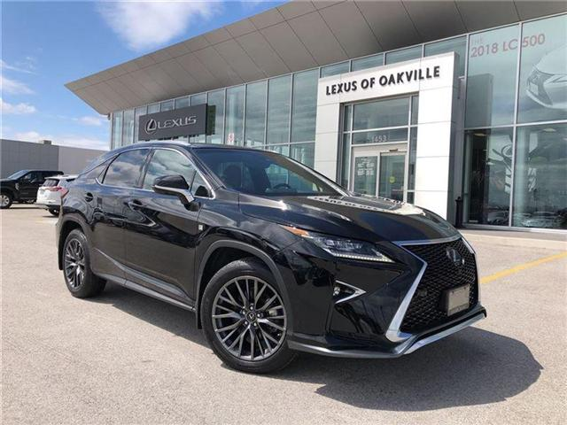 2017 Lexus RX 350 Base (Stk: UC7401) in Oakville - Image 2 of 18