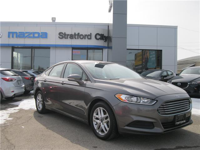 2014 Ford Fusion SE (Stk: 16289C) in Stratford - Image 1 of 20