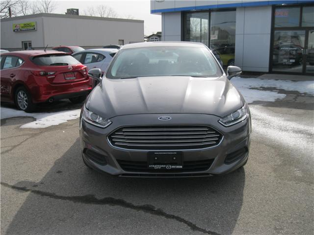 2014 Ford Fusion SE (Stk: 16289C) in Stratford - Image 2 of 20