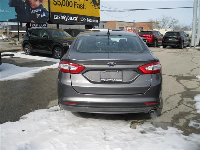 2014 Ford Fusion SE (Stk: 16289C) in Stratford - Image 4 of 20
