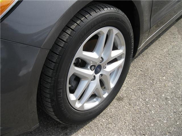 2014 Ford Fusion SE (Stk: 16289C) in Stratford - Image 6 of 20