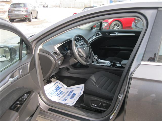 2014 Ford Fusion SE (Stk: 16289C) in Stratford - Image 7 of 20