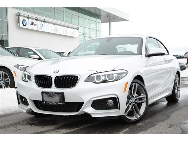 2018 BMW 230 i xDrive (Stk: 8D48778) in Brampton - Image 1 of 12