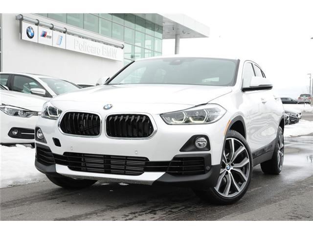 2018 BMW X2 xDrive28i (Stk: 8F72608) in Brampton - Image 1 of 12