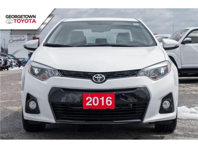 2016 Toyota Corolla S (Stk: 16-00597) in Georgetown - Image 2 of 20
