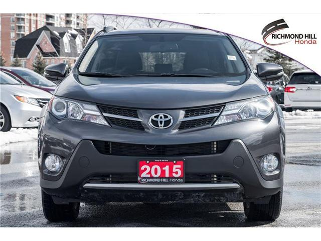 2015 Toyota RAV4  (Stk: 180803P) in Richmond Hill - Image 2 of 20