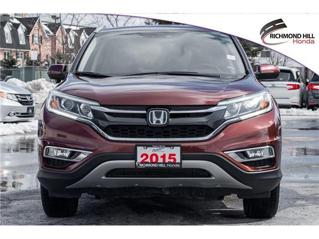 2015 Honda CR-V Touring (Stk: 180718P) in Richmond Hill - Image 2 of 20