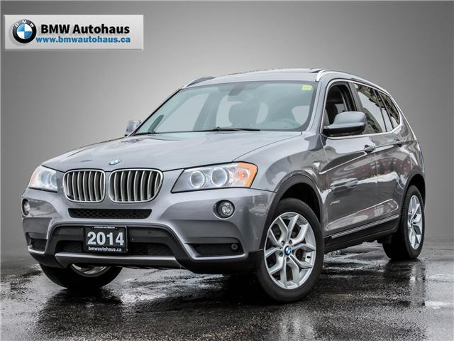 2014 BMW X3 xDrive28i (Stk: 18745A) in Thornhill - Image 1 of 23