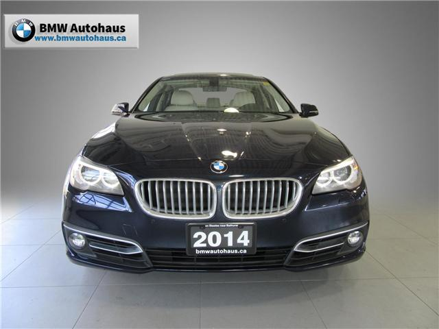 2014 BMW 528i xDrive (Stk: P8002) in Thornhill - Image 2 of 31