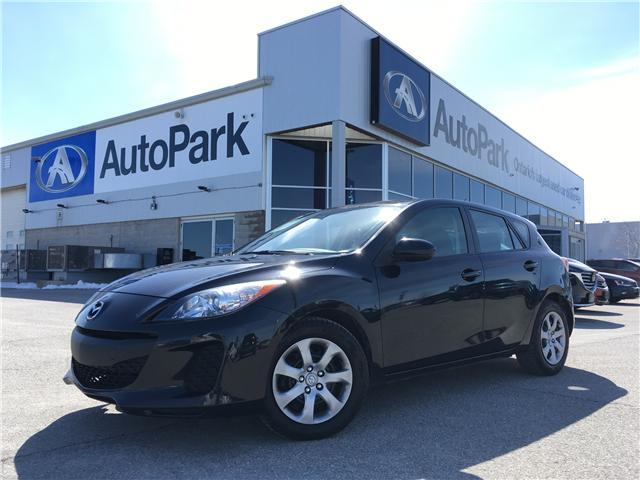 2013 Mazda Mazda3 GX (Stk: 13-74196) in Barrie - Image 1 of 22