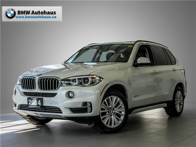 2014 BMW X5 35i (Stk: P8125) in Thornhill - Image 1 of 28