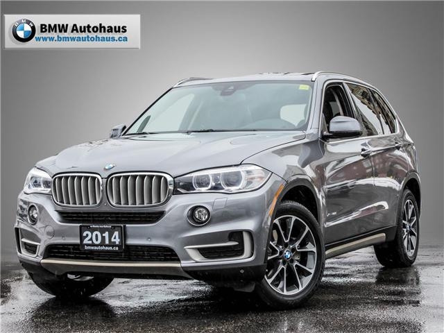2014 BMW X5 35i (Stk: P8271) in Thornhill - Image 1 of 27