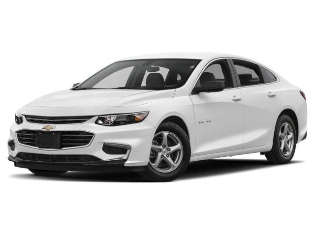 2018 Chevrolet Malibu 1LS (Stk: C8D016) in Mississauga - Image 1 of 9