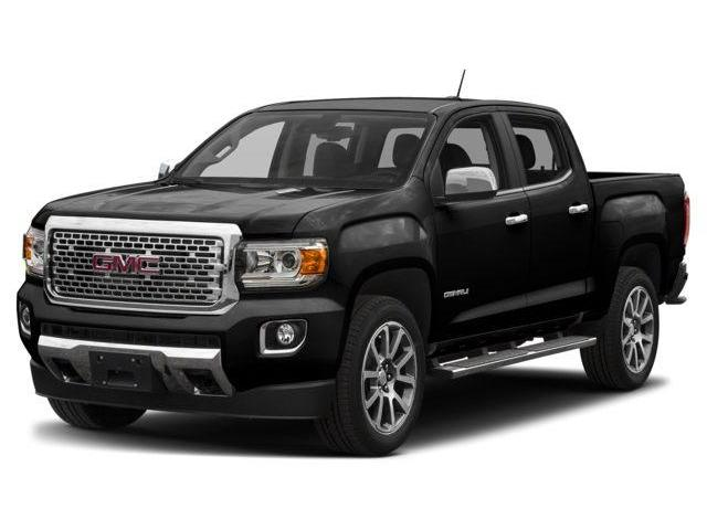 2018 GMC Canyon Denali (Stk: G8K101) in Mississauga - Image 1 of 9